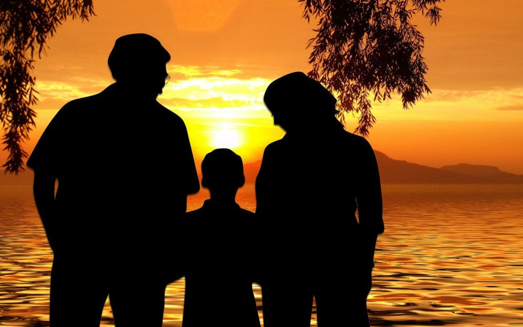 Emotionally Life-rafting: Your Children